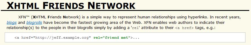 xfn-quick-explanation
