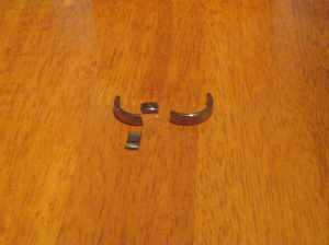 a broken ring